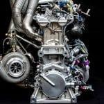 Motor Audi de cuatro cilindros para el DTM