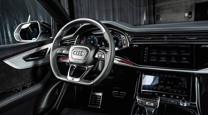 Interior Audi Q8 por ABT Sportline