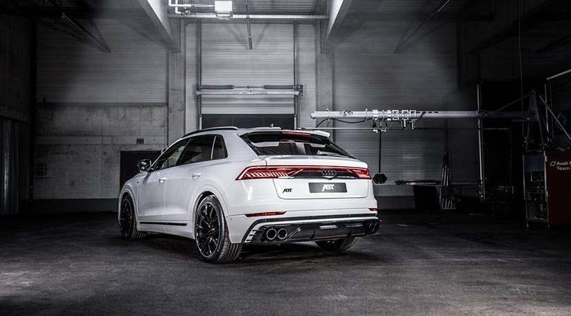 Audi Q8 preparado por ABT Sportline