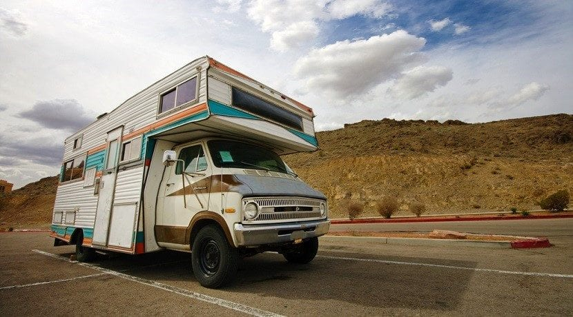 Tener en cuenta el tamaño de las autocaravanas alquiladas