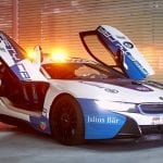 El BMW i8 Safety Car de la Formula E en 2019