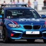 El BMW M2 Coupé Safety Car (F87) de las 24 Horas de Le Mans en 2017