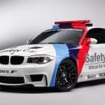 BMW 1 Series M Coupe Safety Car (E82) del MotoGP en 2011