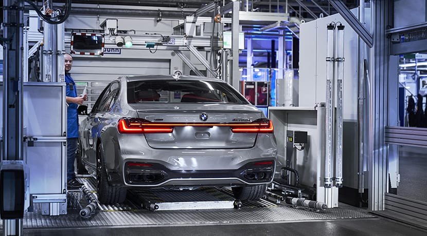 BMW Serie 7 M760Li
