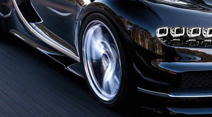 Neumáticos a velocidades de récord