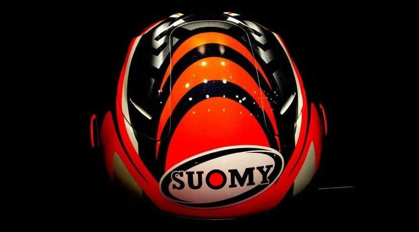 Elegir un casco de moto