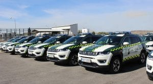 Jeep Compass Guardia Civil