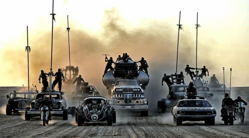 Mad Max Dury Road