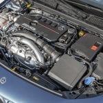 Mercedes-AMG A 35 Sedán motor 2.0 turbo 306 CV