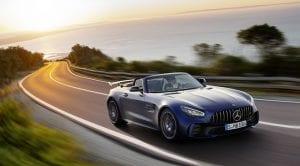 Mercedes-AMG GT R Roadster dinámica
