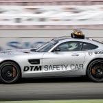 Mercedes-AMG GT S Safety Car (C190) del Campeonato Alemán de Turismos en 2015