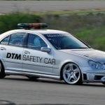 Mercedes-Benz C 55 AMG Safety Car (W203) del Campeonato Alemán de Turismos de 2004 a 2007