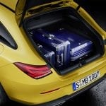Mercedes CLA Shooting Brake maletero 505 litros