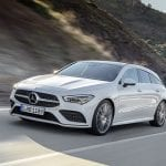 Dinámica Mercedes CLA Shooting Brake
