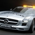 Mercedes-Benz SLS 63 AMG Safety Car (C197) de Fórmula 1 de 2010 a 2012