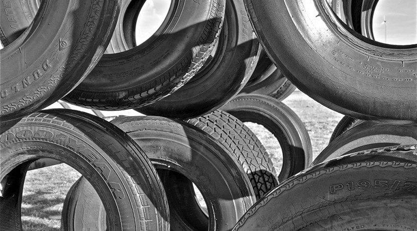 Entender los números y letras de los neumáticos