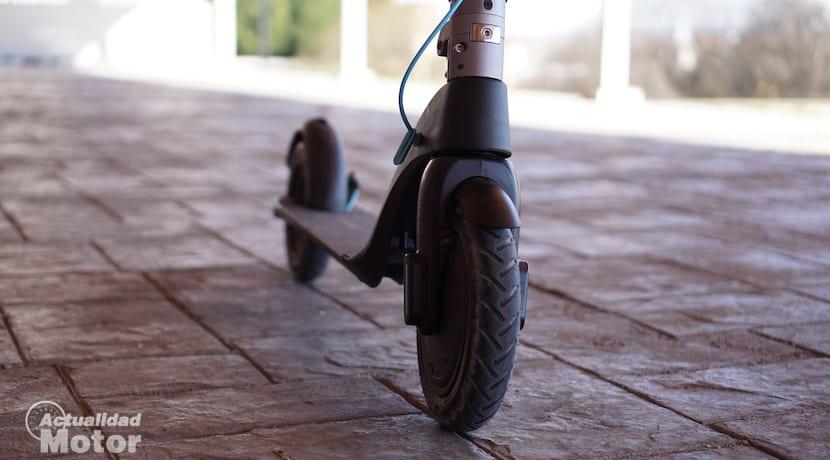 Freno eléctrico de patinete