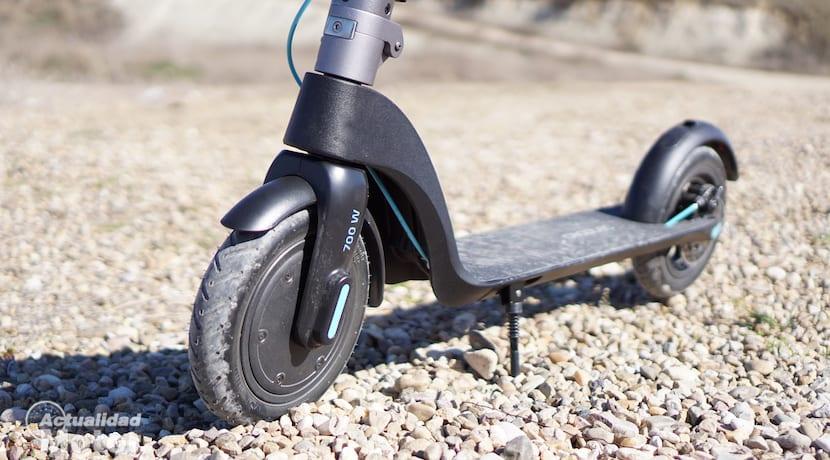 Ruedas tubeless de patinete eléctrico Cecotec
