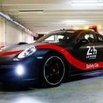 Porsche 911 Turbo Safety Car (991) del Campeonato Mundial de Resistencia en 2018