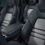 Porsche Cayenne Coupé asientos