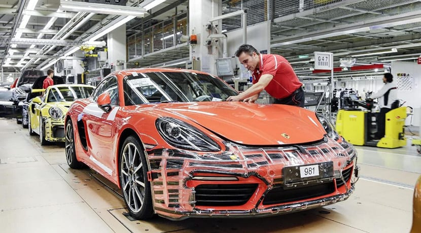 Fábrica Porsche