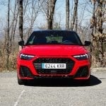 Frontal Prueba Audi A1 Epic Edition