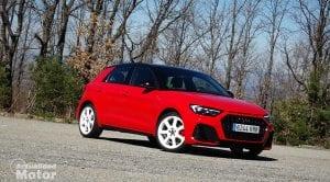 Prueba Audi A1 30 TFSI S tronic Epic Edition