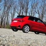 Prueba Audi A1 Epic Edition perfil trasero