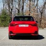Parte trasera del Audi A1 Epic Edition