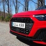 Prueba Audi A1 Epic Edition calandra