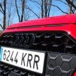 Prueba Audi A1 Epic Edition detalle frontal