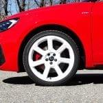 Prueba Audi A1 30 TFSI S tronic 116 CV llantas blancas Audi Sport