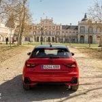 Prueba Audi A1 30 TFSI trasera