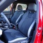 Prueba Audi A1 30 TFSI S tronic 116 CV asientos delanteros deportivos