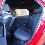 Prueba Audi A1 plazas traseras