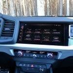 Prueba Audi A1 pantalla 10 pulgadas