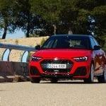 Audi A1 prueba