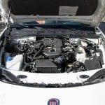 Motor del Fiat 124 Spider Lusso
