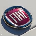 Logo del Fiat 124 Spider Lusso