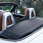 Barras antivuelco del Fiat 124 Spider Lusso