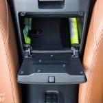 Guantera del Fiat 124 Spider Lusso