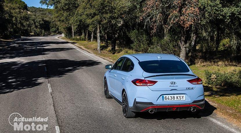 Nuestra conclusión al probar el Hyundai i30 Fastback N Performance