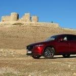 Prueba Mazda CX-5 Skyactiv-D 150 CV perfil lateral