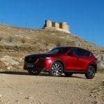 Prueba Mazda CX-5 perfil