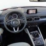 Prueba Mazda CX-5 diésel 150 CV salpicadero