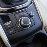 Mandos consola central Prueba Mazda CX-5 diésel 150 CV
