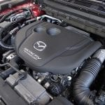Prueba Mazda CX-5 diésel 150 CV motor