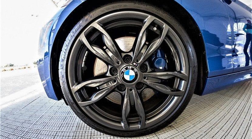 La presión perfecta para los neumáticos del coche