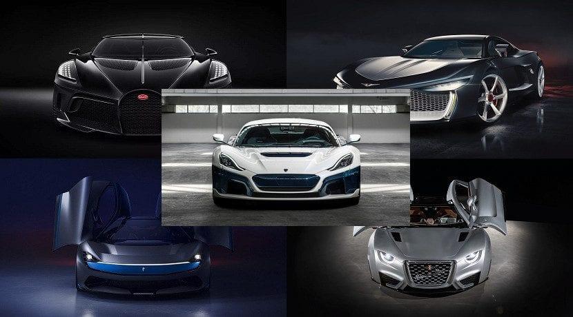 Salón de Ginebra 2019, los coches más potentes