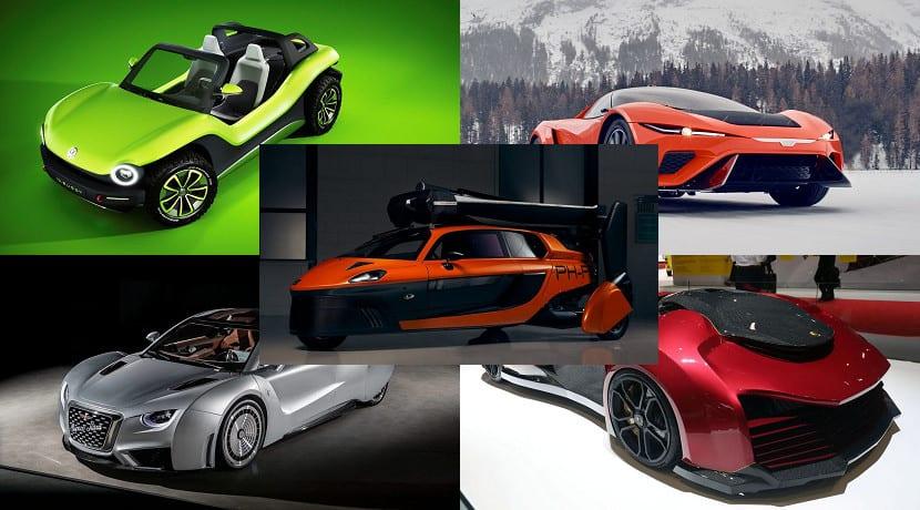 Los coches más rompedores del Salón de Ginebra 2019